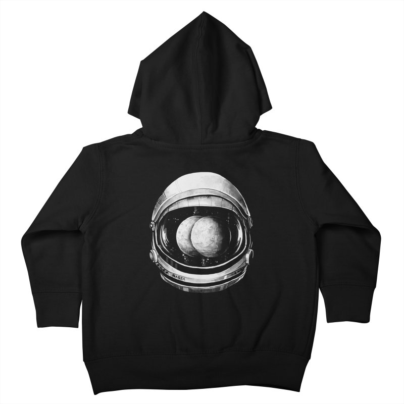 Asstronaut Kids Toddler Zip-Up Hoody by Made With Awesome