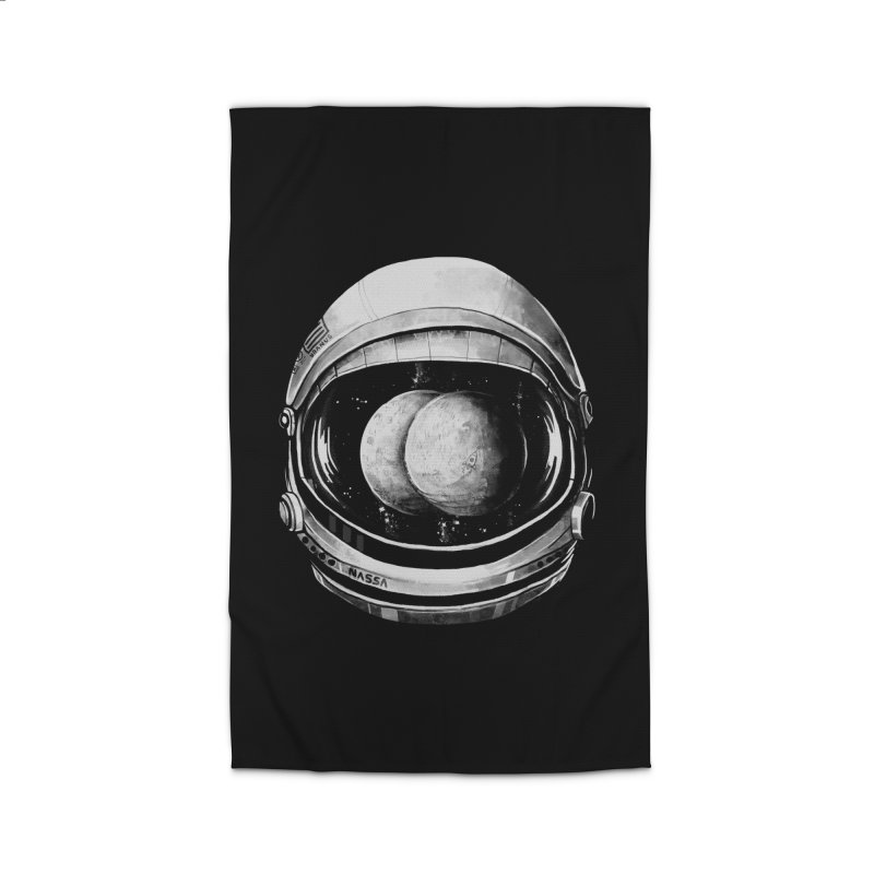 Asstronaut Home Rug by Made With Awesome
