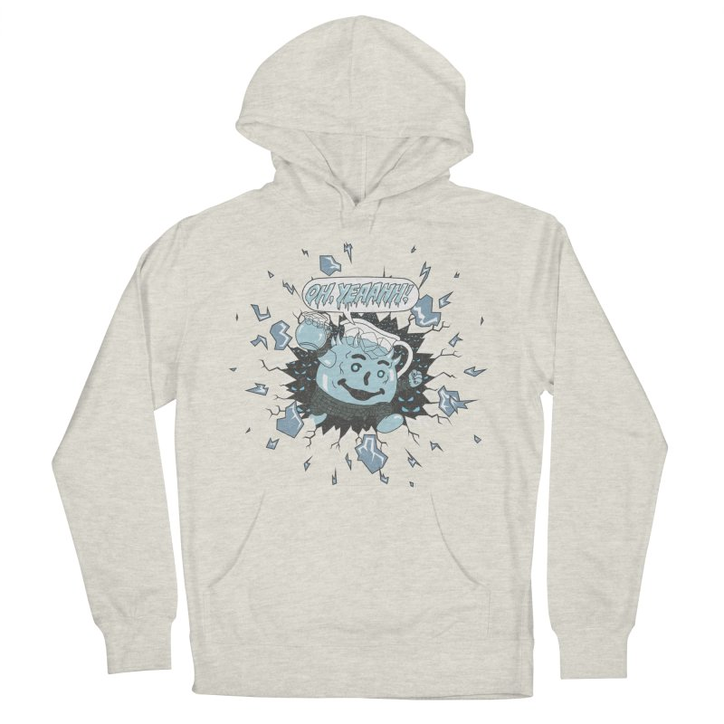 WINTER IS HEEERE! Men's Pullover Hoody by Made With Awesome