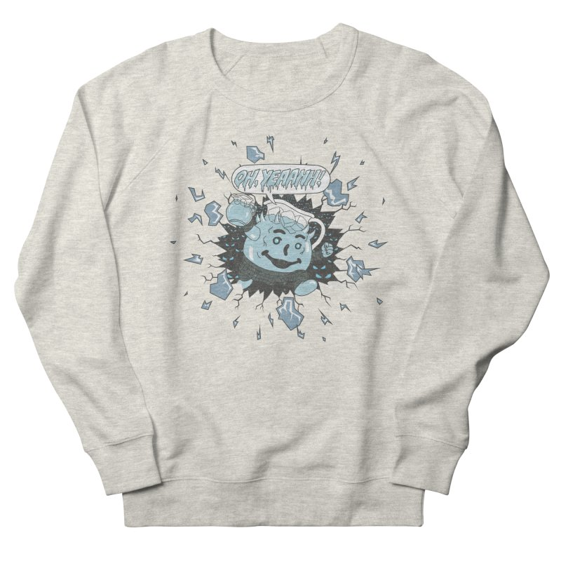 WINTER IS HEEERE! Men's Sweatshirt by Made With Awesome