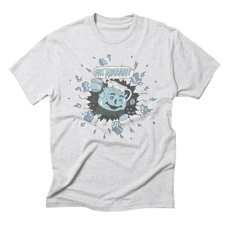WINTER IS HEEERE! Men's Triblend T-shirt by Made With Awesome