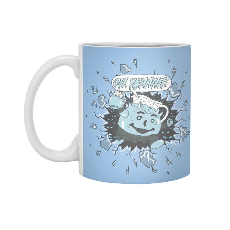 WINTER IS HEEERE! Accessories Mug by Made With Awesome