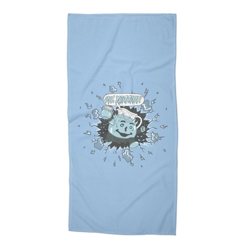 WINTER IS HEEERE! Accessories Beach Towel by Made With Awesome
