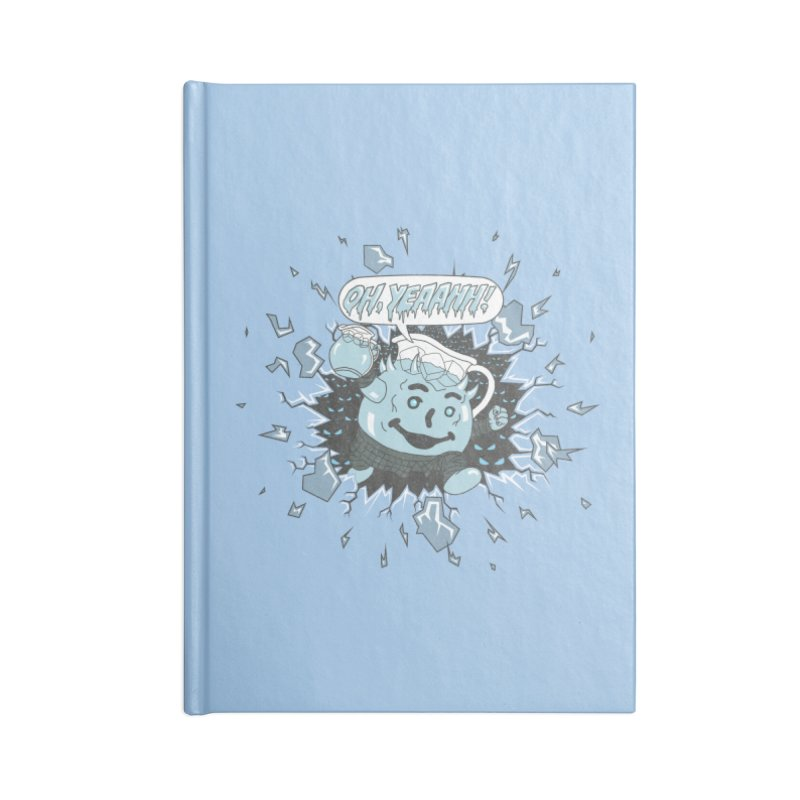 WINTER IS HEEERE! Accessories Notebook by Made With Awesome