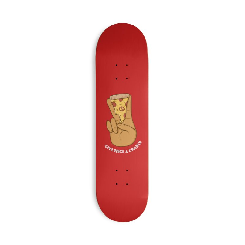 Piece Accessories Skateboard by Made With Awesome