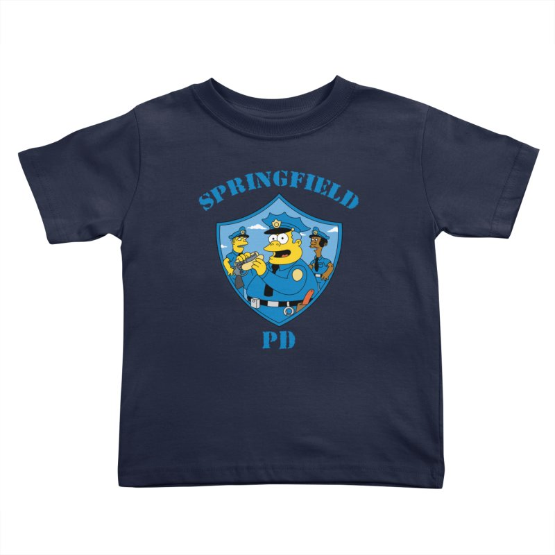 BADCOPS BADCOPS Kids Toddler T-Shirt by Made With Awesome