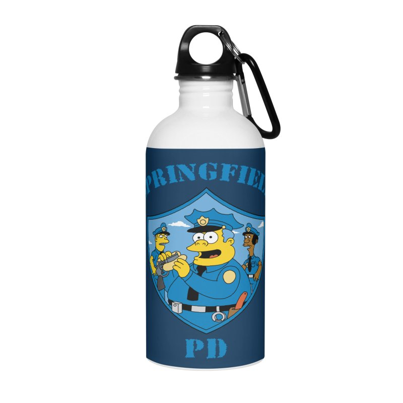 BADCOPS BADCOPS Accessories Water Bottle by Made With Awesome