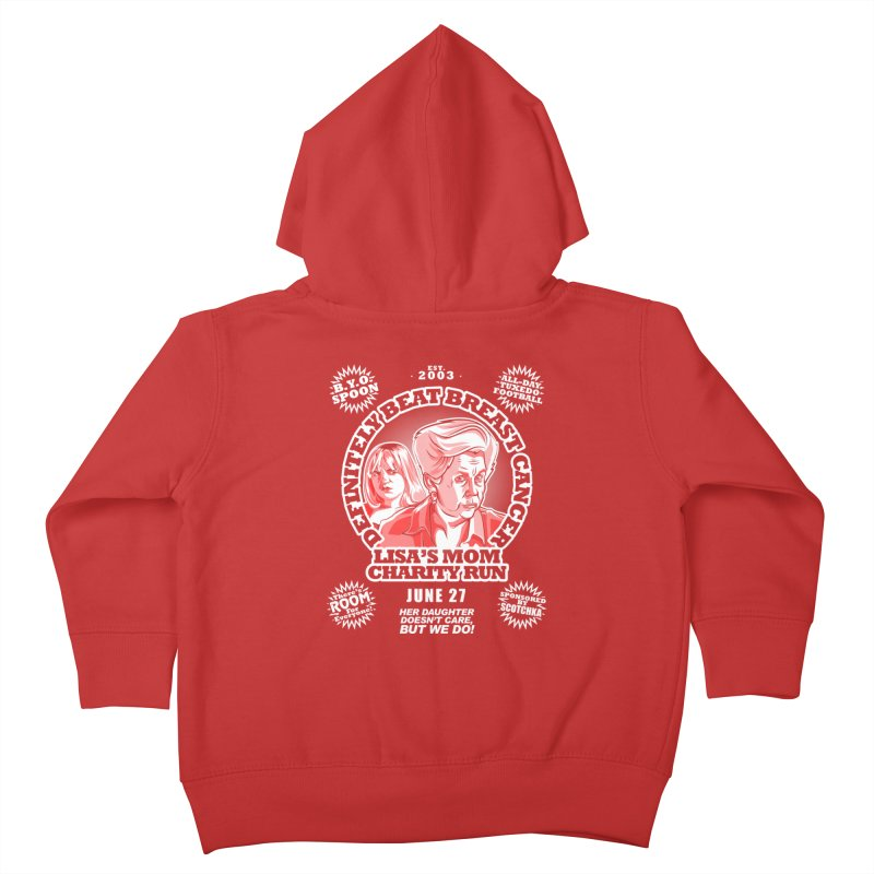 Room Run Kids Toddler Zip-Up Hoody by Made With Awesome