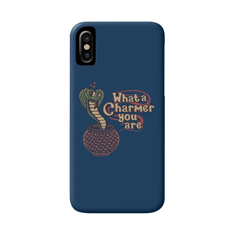 Charmed I'm Sure Accessories Phone Case by Made With Awesome