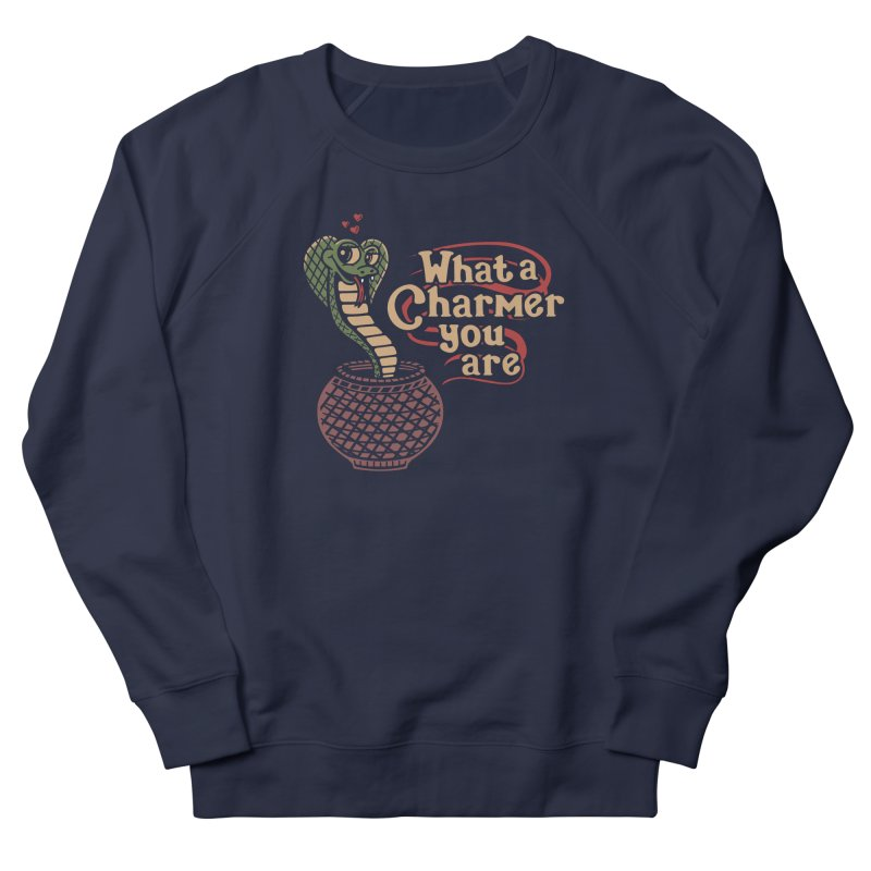 Charmed I'm Sure Women's Sweatshirt by Made With Awesome