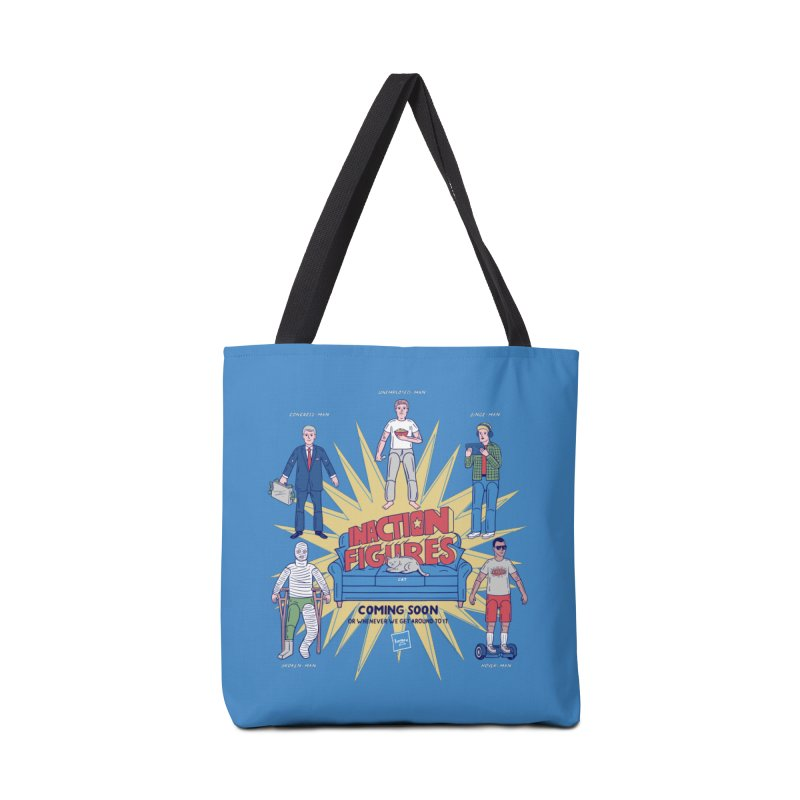 Inaction Figures Accessories Bag by Made With Awesome