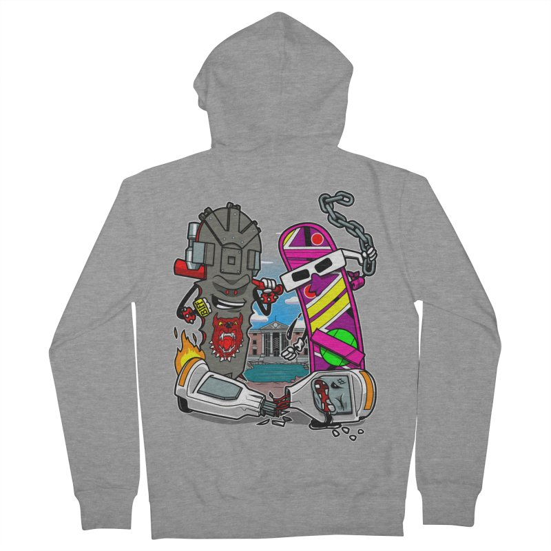No HOVA Women's Zip-Up Hoody by Made With Awesome