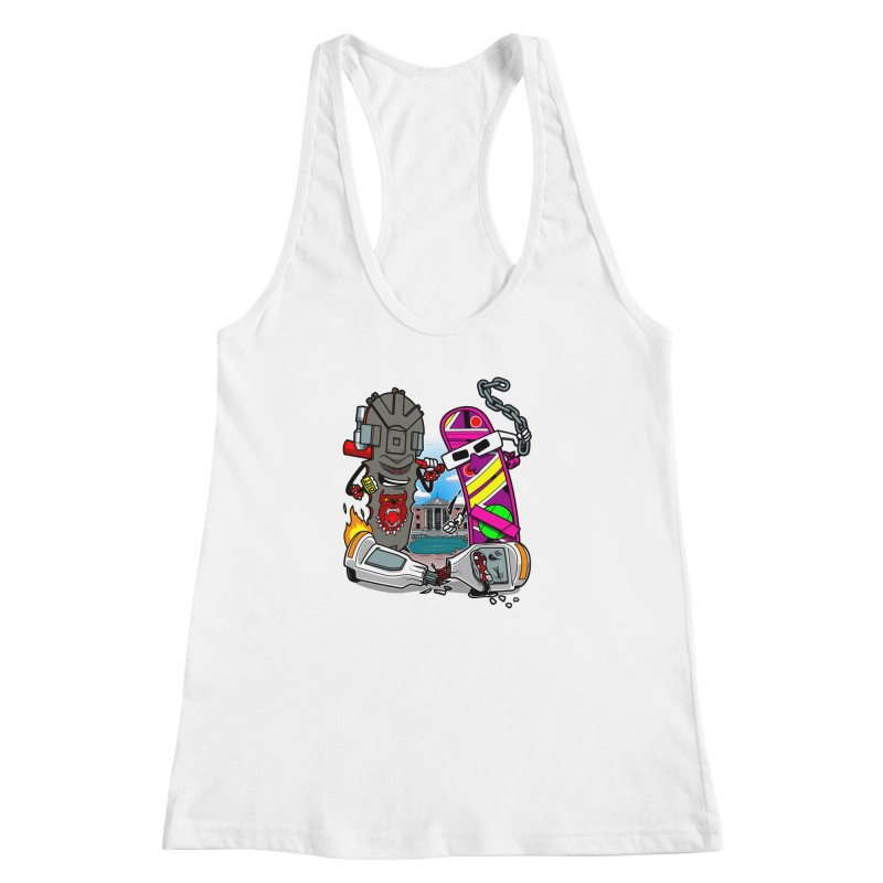 No HOVA Women's Racerback Tank by Made With Awesome