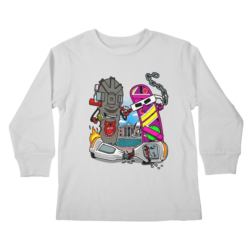 No HOVA Kids Longsleeve T-Shirt by Made With Awesome