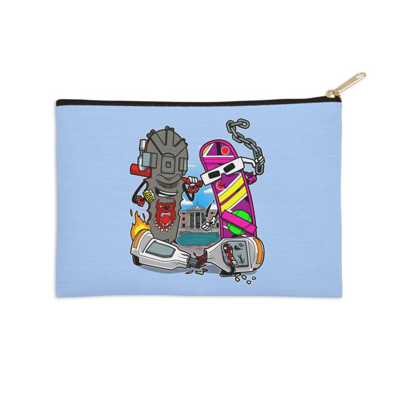 No HOVA Accessories Zip Pouch by Made With Awesome