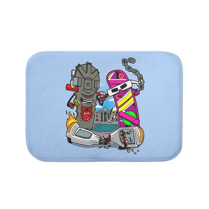 No HOVA Home Bath Mat by Made With Awesome