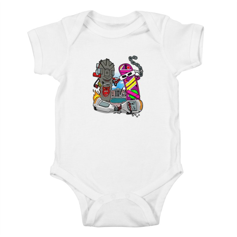 No HOVA Kids Baby Bodysuit by Made With Awesome