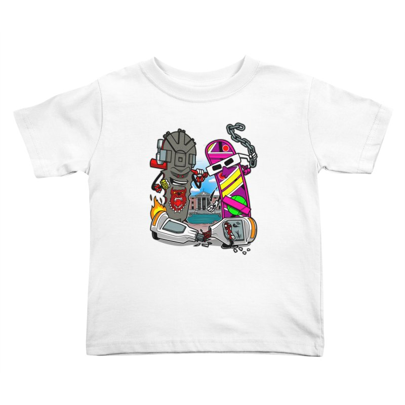 No HOVA Kids Toddler T-Shirt by Made With Awesome