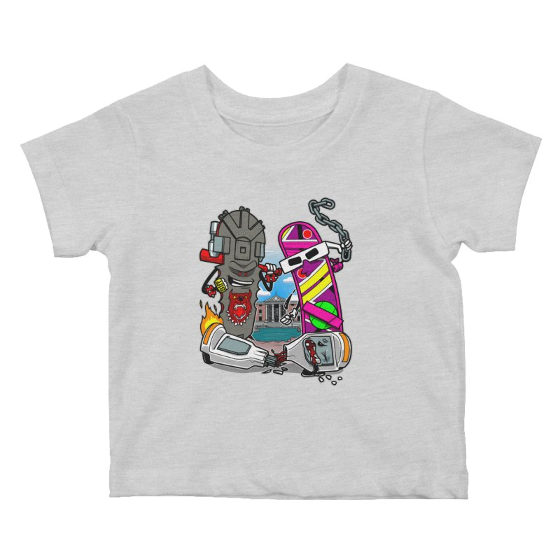 No HOVA Kids Baby T-Shirt by Made With Awesome