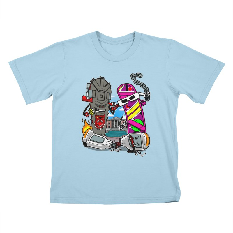 No HOVA Kids T-Shirt by Made With Awesome