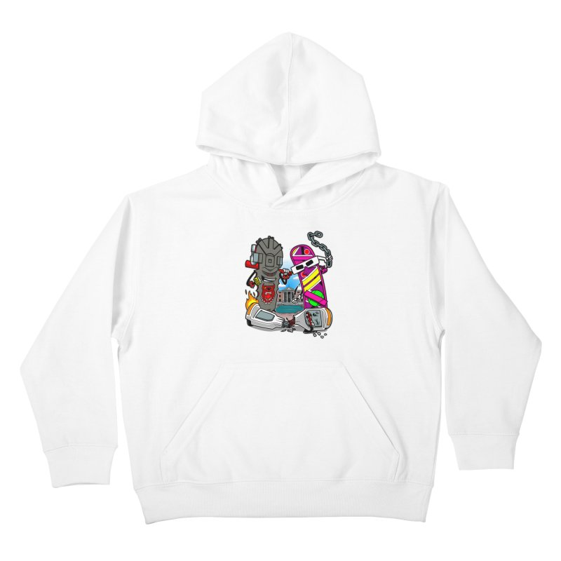 No HOVA Kids Pullover Hoody by Made With Awesome