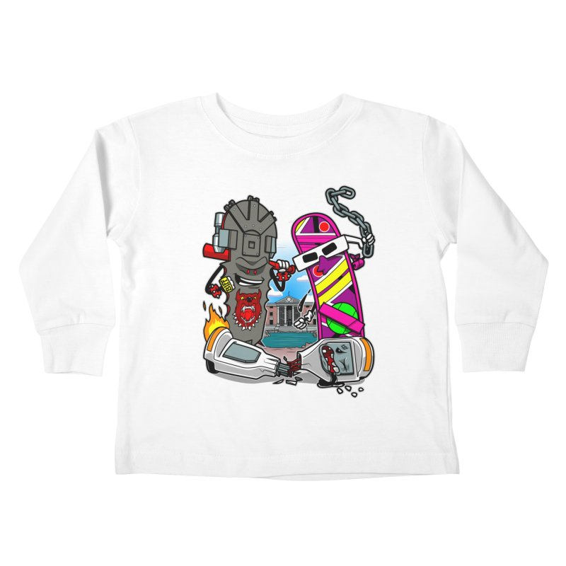 No HOVA Kids Toddler Longsleeve T-Shirt by Made With Awesome