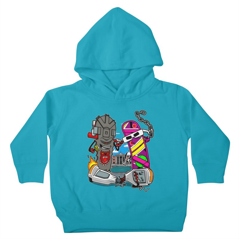 No HOVA Kids Toddler Pullover Hoody by Made With Awesome