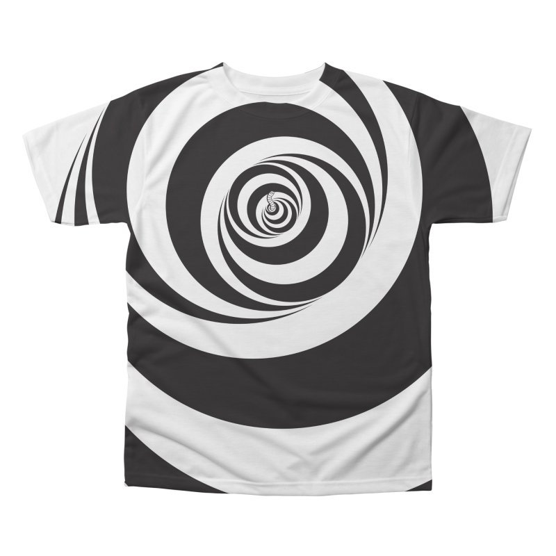 The Wormhole Men's Regular All Over Print by Made With Awesome