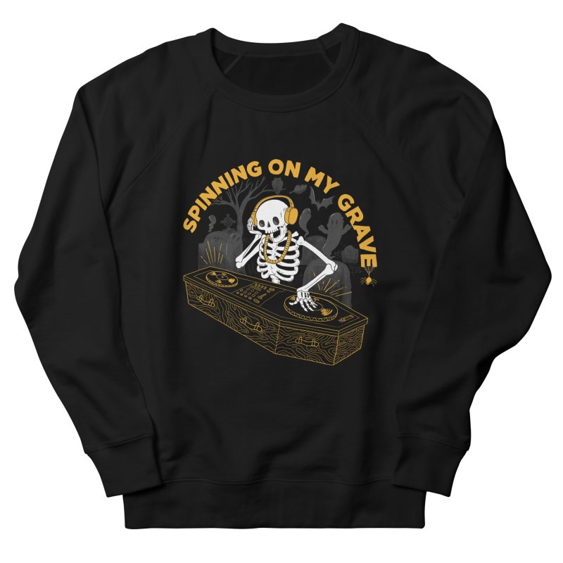 RIP: Rave in Peace Men's Sweatshirt by Made With Awesome
