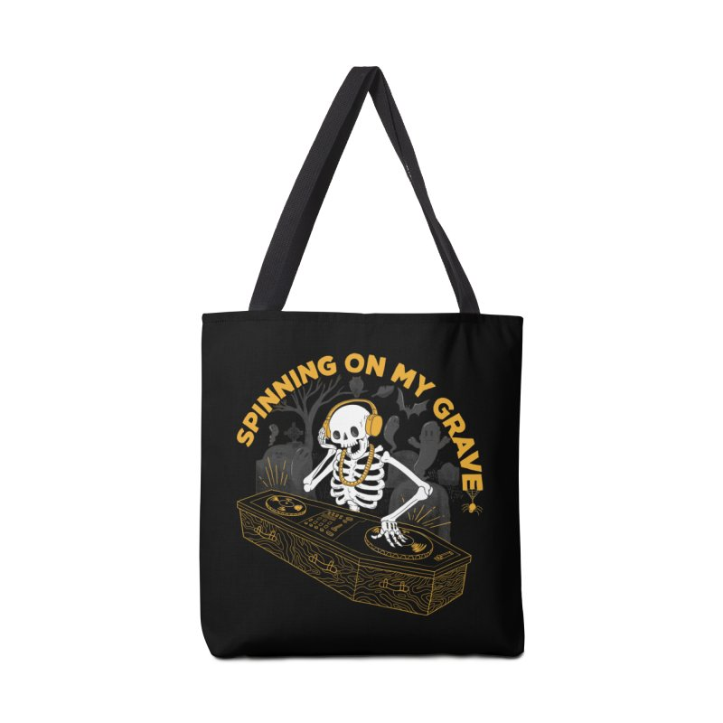 RIP: Rave in Peace Accessories Bag by Made With Awesome