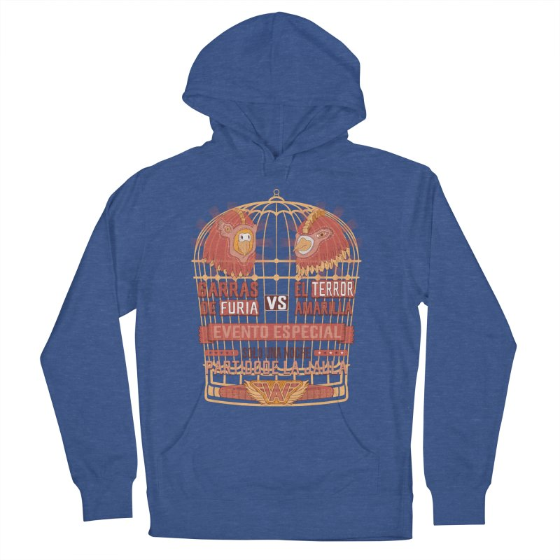 Ultimate Cage Match Women's Pullover Hoody by Made With Awesome