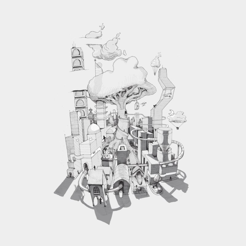Impossible City by Made With Awesome
