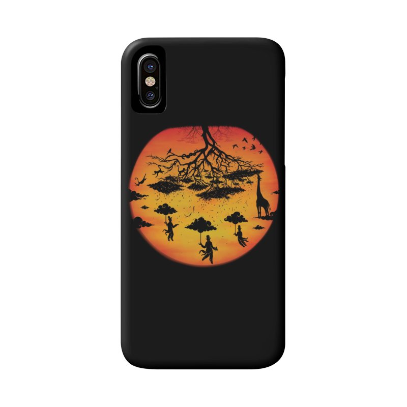 Sees The Day Accessories Phone Case by Made With Awesome