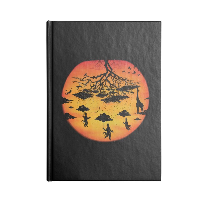 Sees The Day Accessories Notebook by Made With Awesome