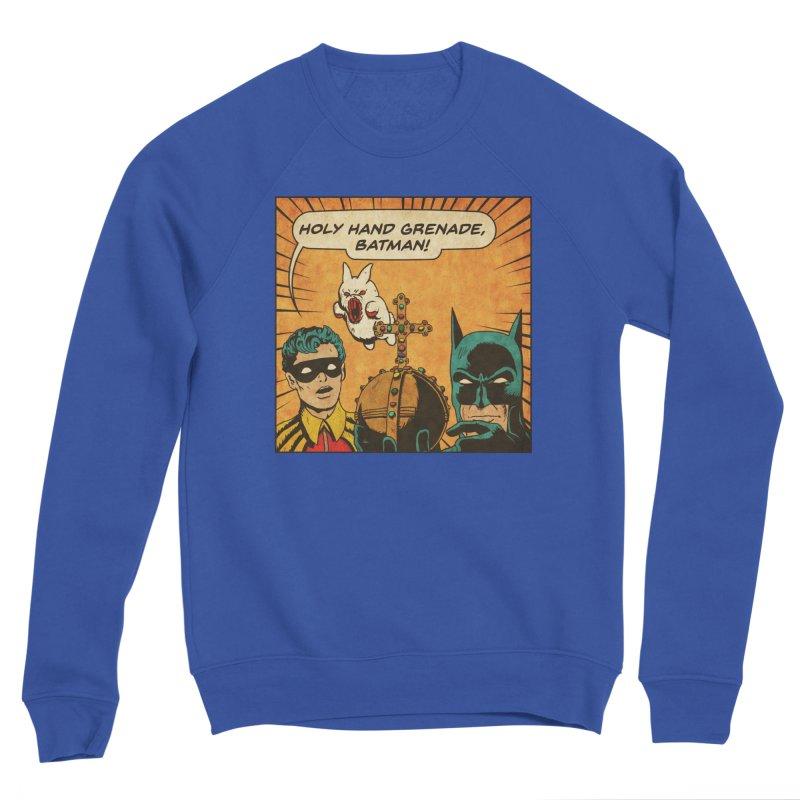Gotham Grenade Women's Sponge Fleece Sweatshirt by Made With Awesome