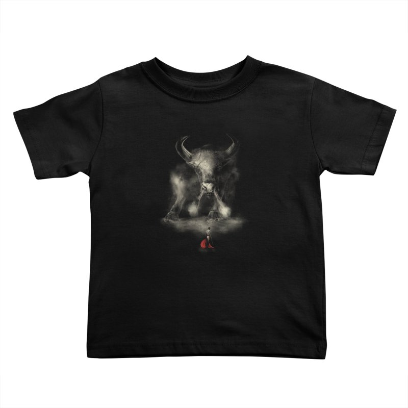 Matador's Match Kids Toddler T-Shirt by Made With Awesome
