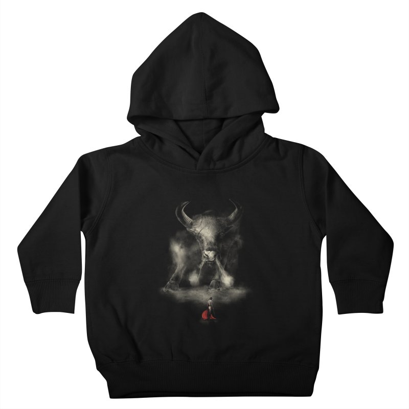 Matador's Match Kids Toddler Pullover Hoody by Made With Awesome