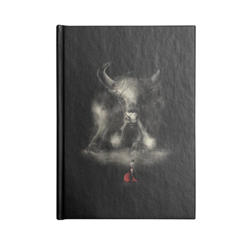 Matador's Match Accessories Notebook by Made With Awesome