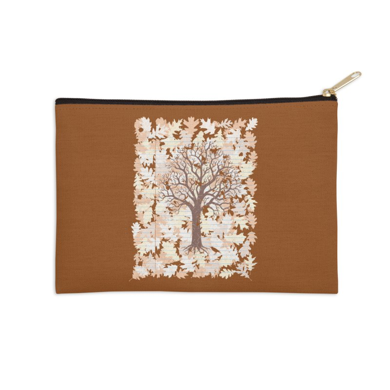 Loose Leaf Accessories Zip Pouch by Made With Awesome