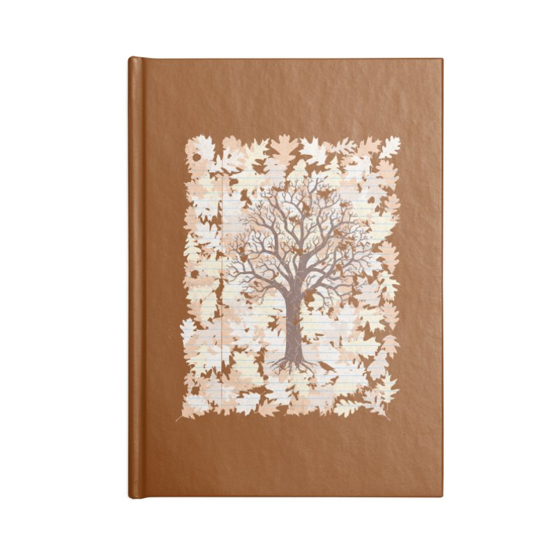 Loose Leaf Accessories Notebook by Made With Awesome