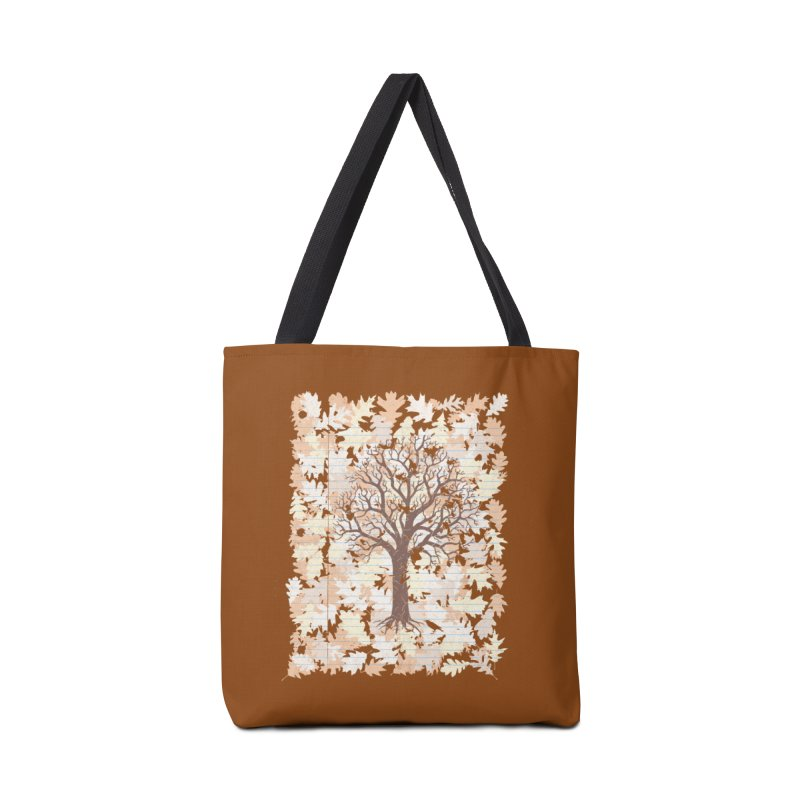 Loose Leaf Accessories Bag by Made With Awesome