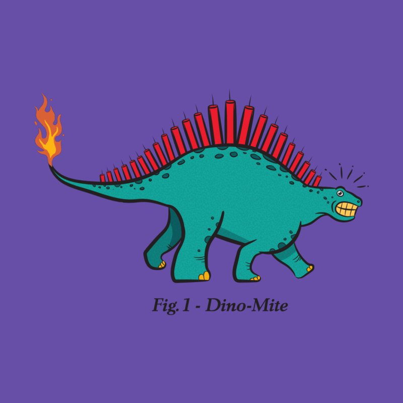 Dino-mite by Made With Awesome