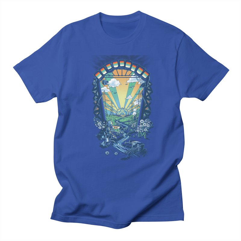 The Robot's Renaissance Women's Regular Unisex T-Shirt by Made With Awesome