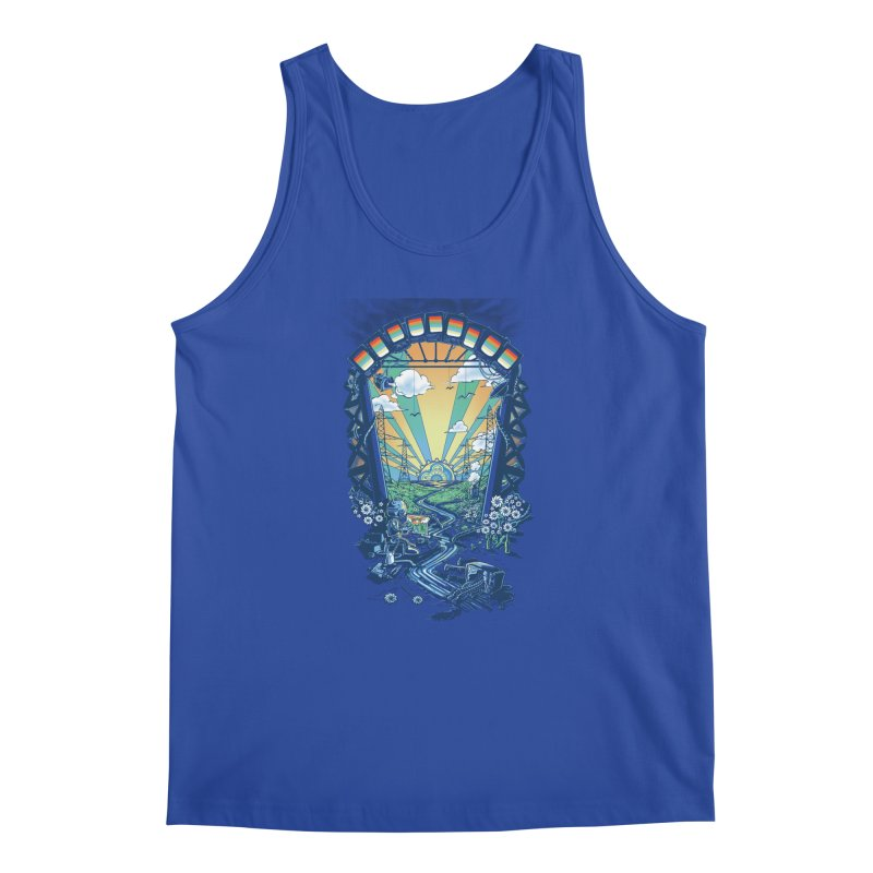 The Robot's Renaissance Men's Regular Tank by Made With Awesome