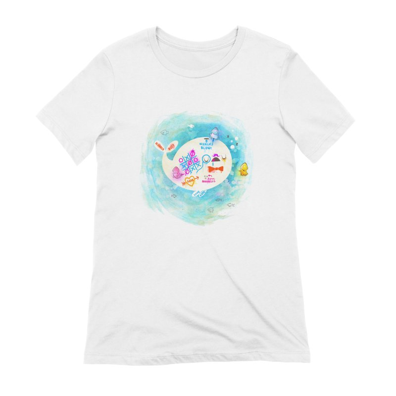 Squidfitti Women's Extra Soft T-Shirt by Made With Awesome