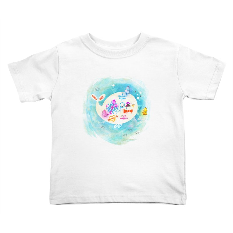 Squidfitti Kids Toddler T-Shirt by Made With Awesome