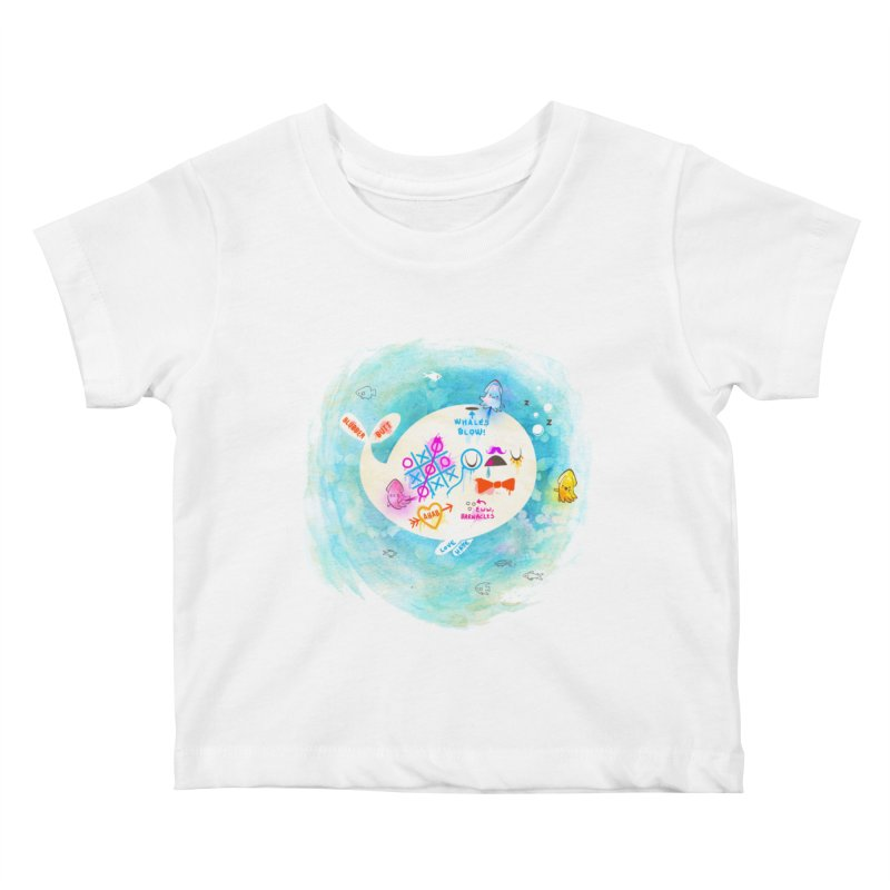 Squidfitti Kids Baby T-Shirt by Made With Awesome