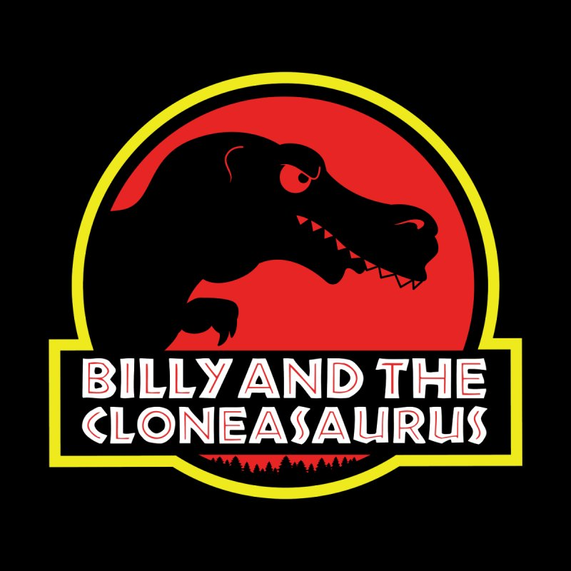 Billy and The Cloneasauras Women's Tank by Made With Awesome