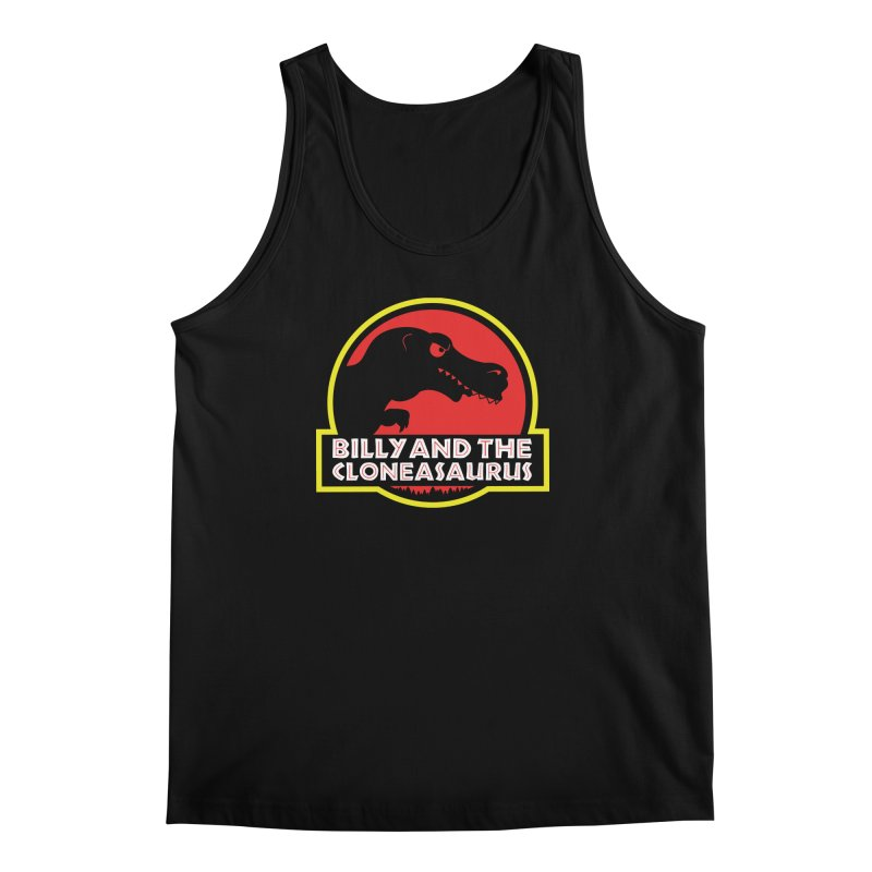 Billy and The Cloneasauras Men's Regular Tank by Made With Awesome