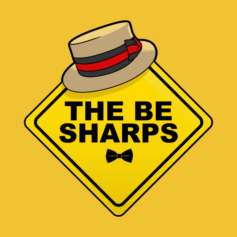 Be Sharps On Board by Made With Awesome